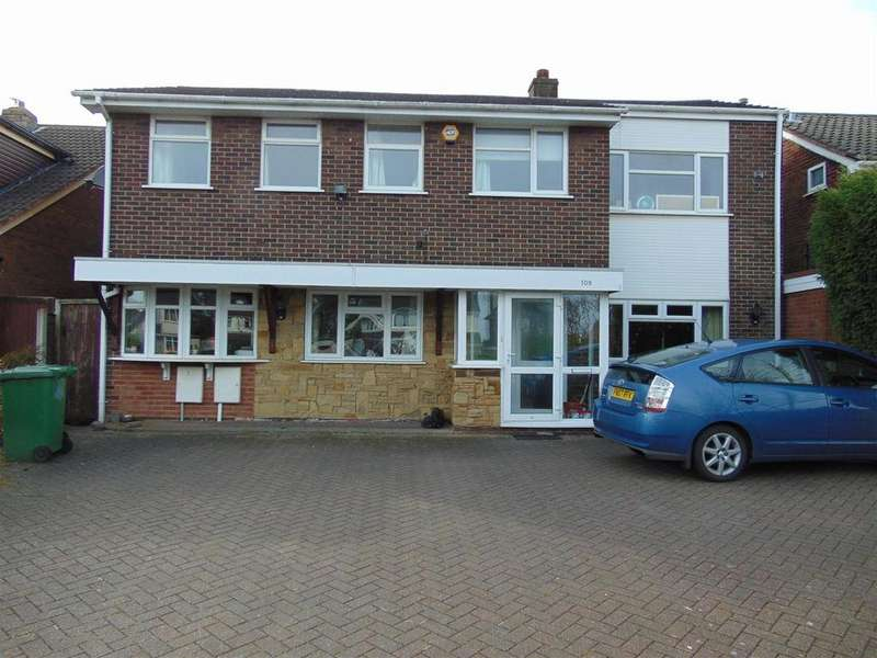4 Bedrooms Detached House for sale in Lazy Hill Road, Aldridge, Walsall