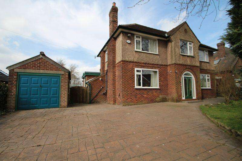 4 Bedrooms Detached House for sale in Bredbury Green, Romiley