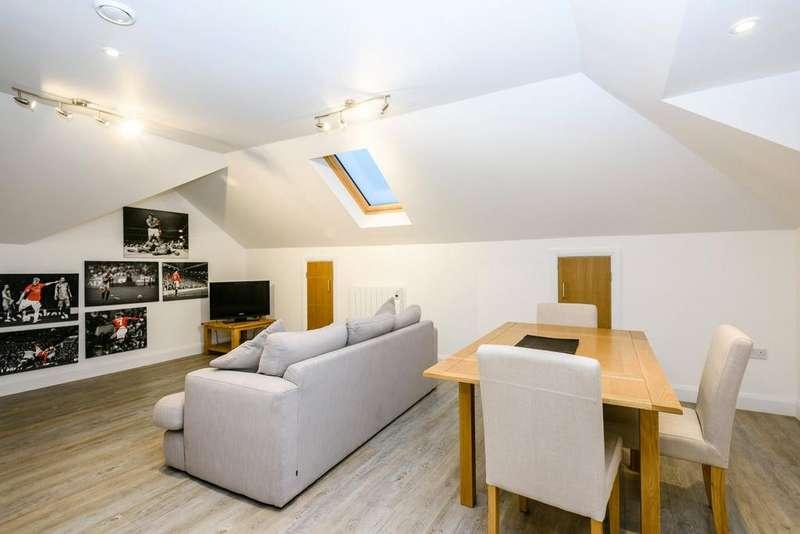 2 Bedrooms Flat for sale in King Street, Norwich, NR1