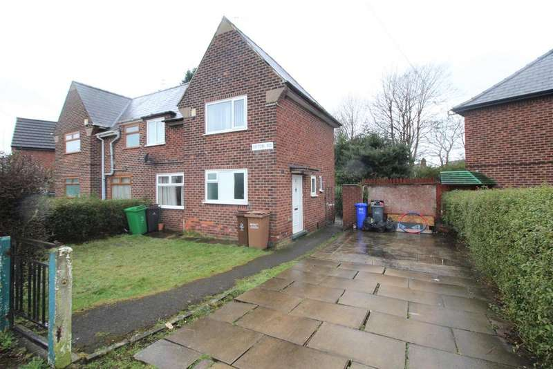 3 Bedrooms Detached House for sale in Orton Road, Manchester, M23 0RL