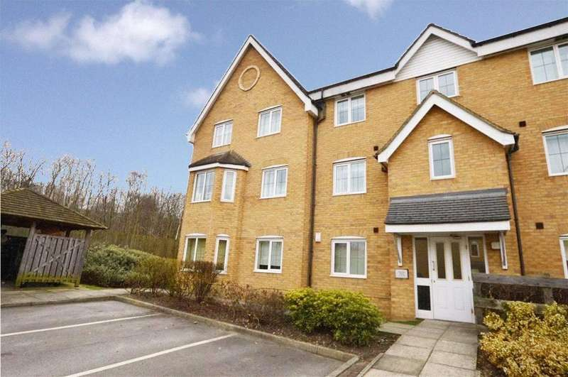 2 Bedrooms Apartment Flat for sale in Bracken Green, East Ardsley, Wakefield, West Yorkshire