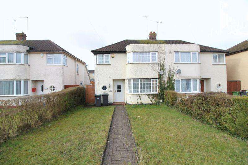 3 Bedrooms Semi Detached House for sale in Three bedroom on Sundon Park Road, Luton