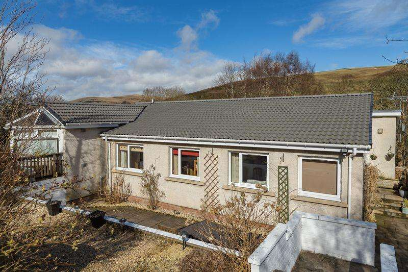 4 Bedrooms Detached House for sale in Windybraes, Windyknowe Road, Galashiels