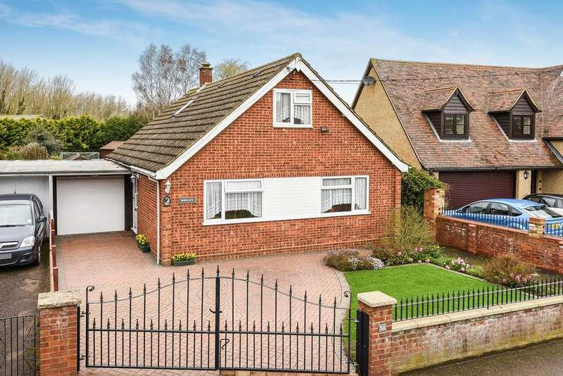 3 Bedrooms Chalet House for sale in Flitton Road, Pulloxhill, MK45