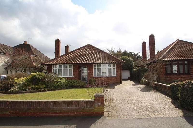 2 Bedrooms Detached Bungalow for sale in Digby Road, Ipswich, IP4