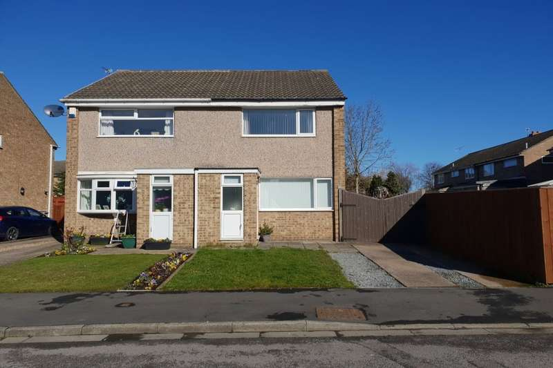 2 Bedrooms Semi Detached House for sale in Gayton Sands, Middlesbrough, TS5