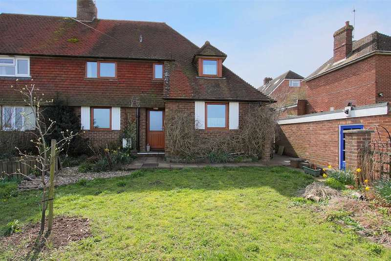4 Bedrooms Semi Detached House for sale in Greyhound Lane, Overton