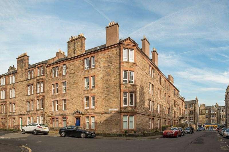 1 Bedroom Property for sale in Flat 3f1, 2 Springvalley Terrace, Edinburgh, City Of Edinburgh, EH10 4QD