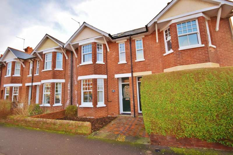 4 Bedrooms Terraced House for sale in Penrith Road, Basingstoke, RG21