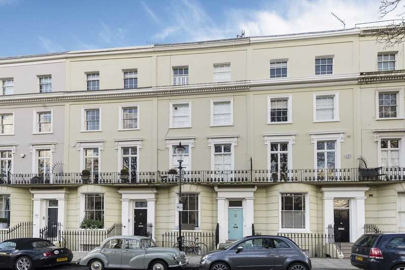 3 Bedrooms Apartment Flat for sale in Norland Square, London
