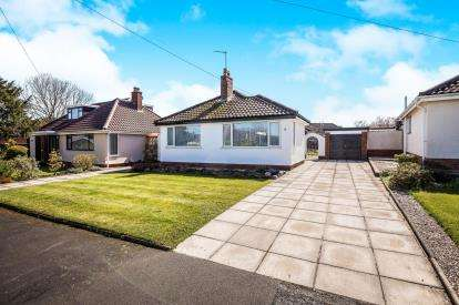 2 Bedrooms Bungalow for sale in Wheatland Road, Wirral, Merseyside, CH60