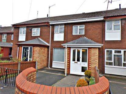 3 Bedrooms Terraced House for sale in Meadow Lane, Rock Ferry, Wirral, CH42