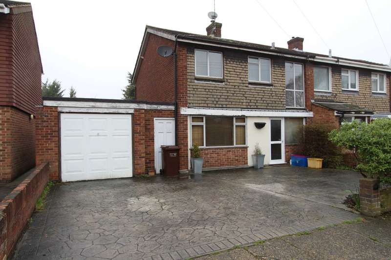 3 Bedrooms Semi Detached House for sale in Highview Road, Thundersley