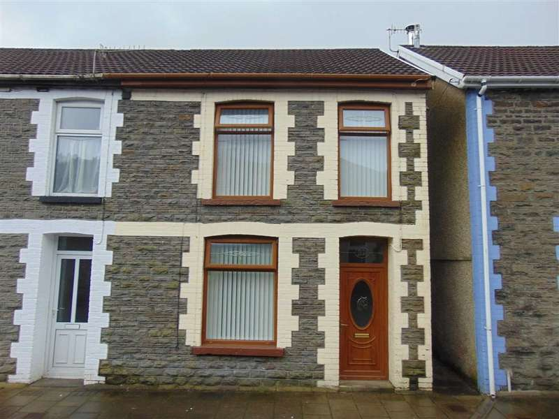 3 Bedrooms Terraced House for sale in Plymouth Road, Pontypridd, Rhondda Cynon Taff