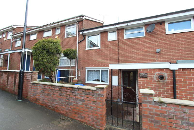 3 Bedrooms Terraced House for sale in Madehurst View,Heeley