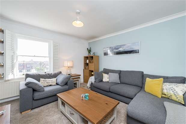 2 Bedrooms Flat for sale in St Julians Farm Road, West Norwood