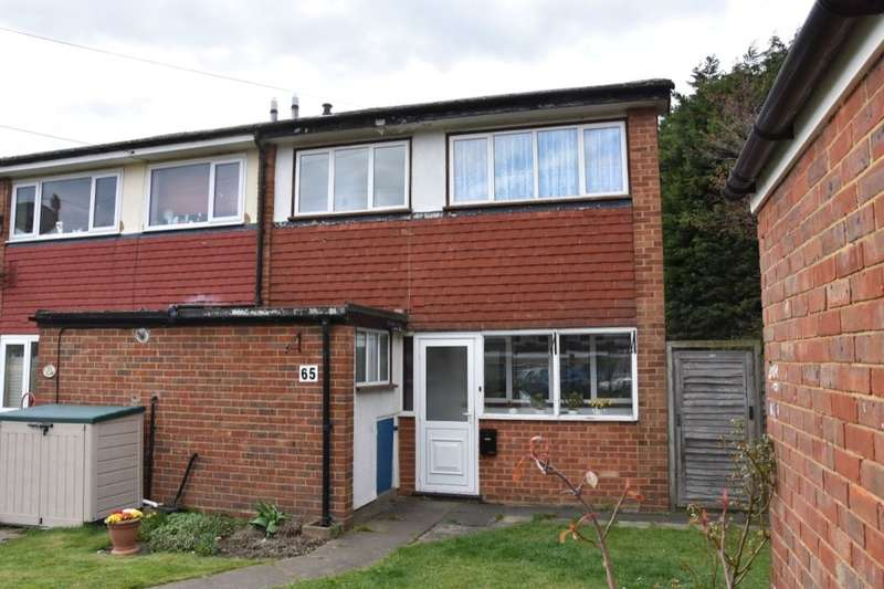 3 Bedrooms Property for sale in Stourton Avenue, Feltham, TW13