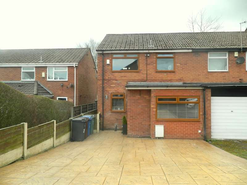 3 Bedrooms End Of Terrace House for sale in Rhine Close, Tottington, Bury, BL8