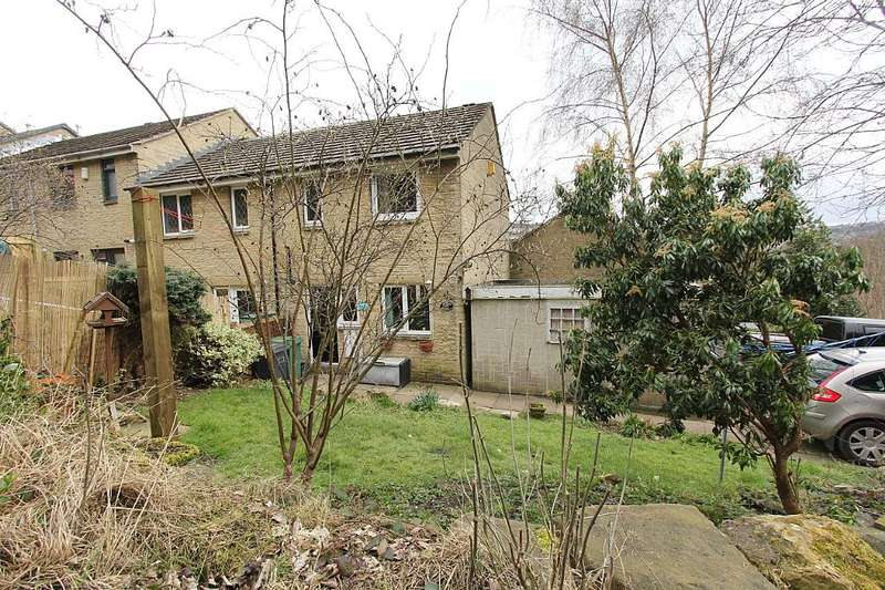 3 Bedrooms End Of Terrace House for sale in Stones Lane, Golcar, Huddersfield, West Yorkshire, HD7 4EJ