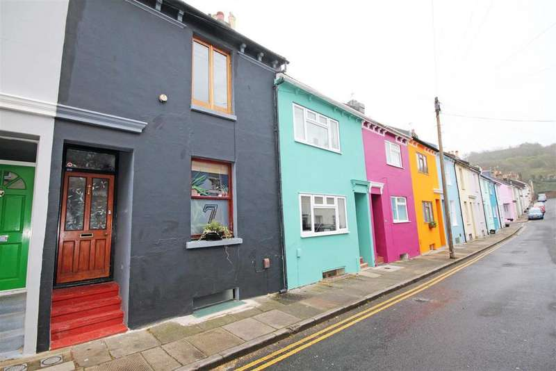 2 Bedrooms Terraced House for sale in Hendon Street, Brighton