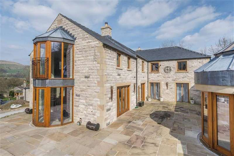 4 Bedrooms Detached House for sale in Castlegate House, The Stones, Castleton, Hope Valley, Derbyshire, S33
