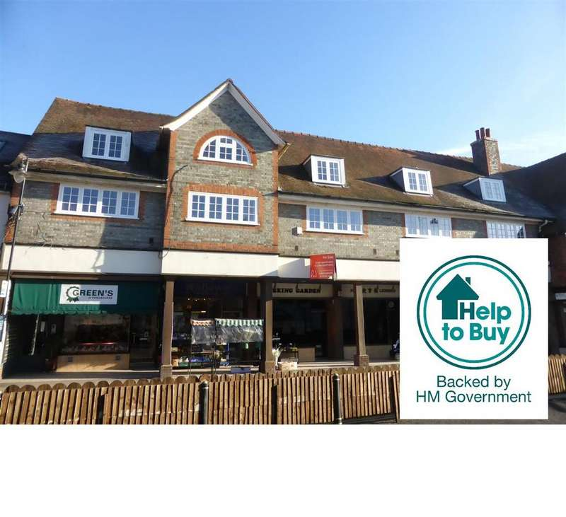3 Bedrooms Apartment Flat for sale in Whitchurch Road, Pangbourne, Reading