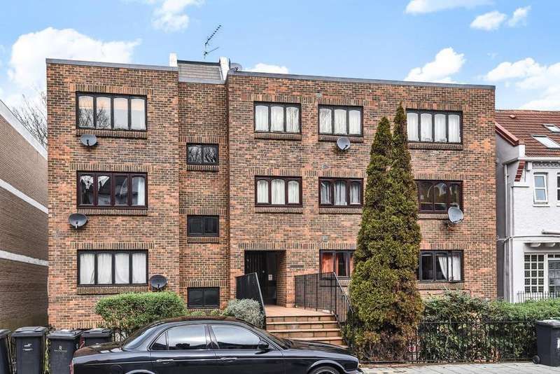 1 Bedroom Flat for sale in Knollys Road, Streatham