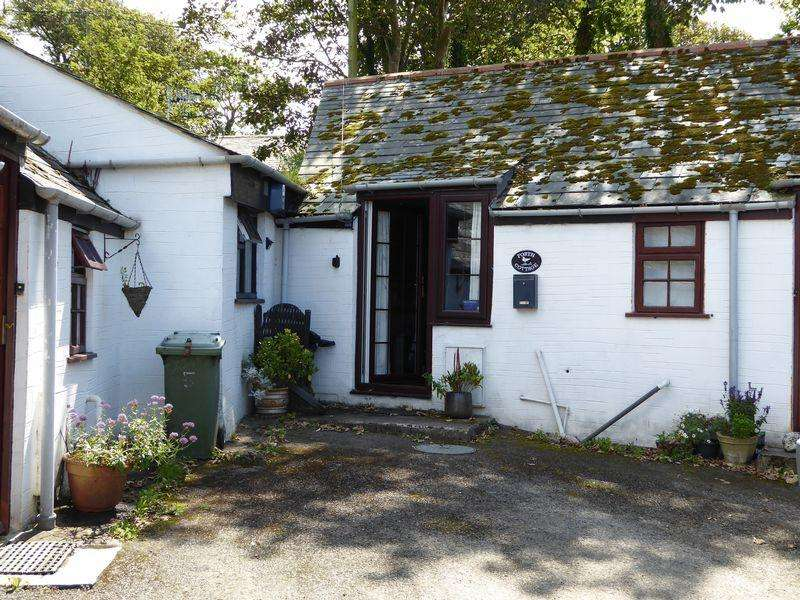 2 Bedrooms Cottage House for sale in Trethevy Village, Tintagel