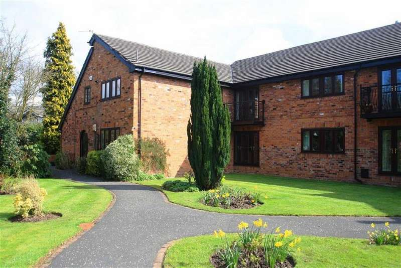 2 Bedrooms Apartment Flat for sale in Wilmslow Park North, Wilmslow