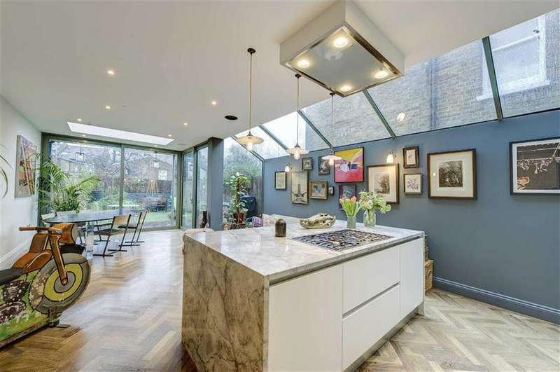 3 Bedrooms Terraced House for sale in Langler Road, Kensal Rise, London, NW10
