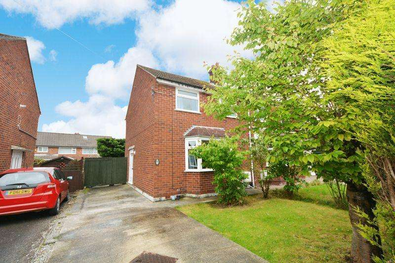 3 Bedrooms Semi Detached House for sale in Wilton Avenue, Heald Green, Cheadle