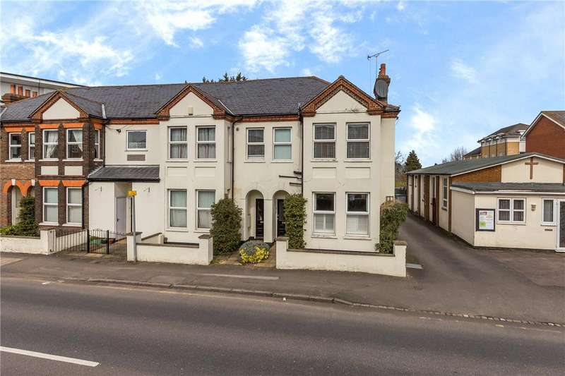 2 Bedrooms Flat for sale in Albanian Court, St. Albans, Hertfordshire