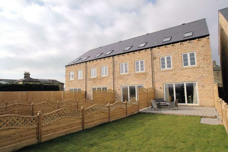 5 Bedrooms Town House for sale in The Old Fire Station Mews, Lister Street, Brighouse HD6