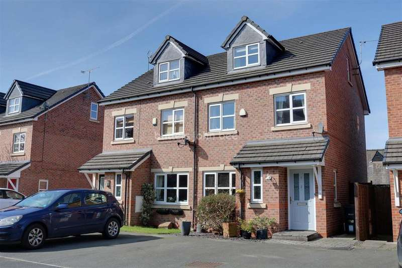 4 Bedrooms Terraced House for sale in Drillfield Road, Northwich