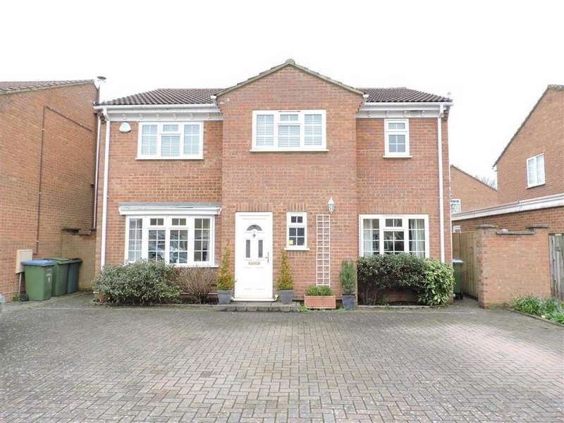 4 Bedrooms Detached House for sale in Colne Drive, Walton On Thames, Surrey