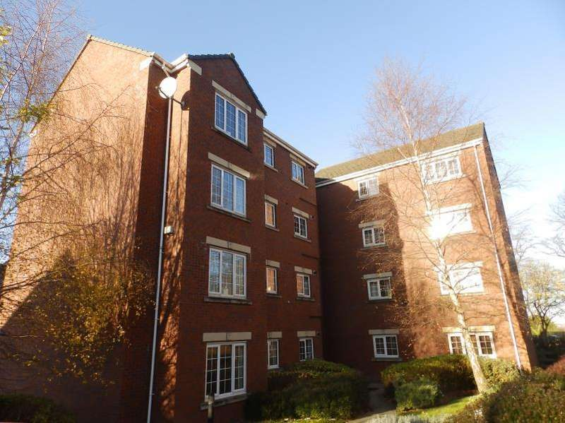 2 Bedrooms Apartment Flat for sale in CASTLE LODGE SQUARE, ROTHWELL, LS26 0ZG