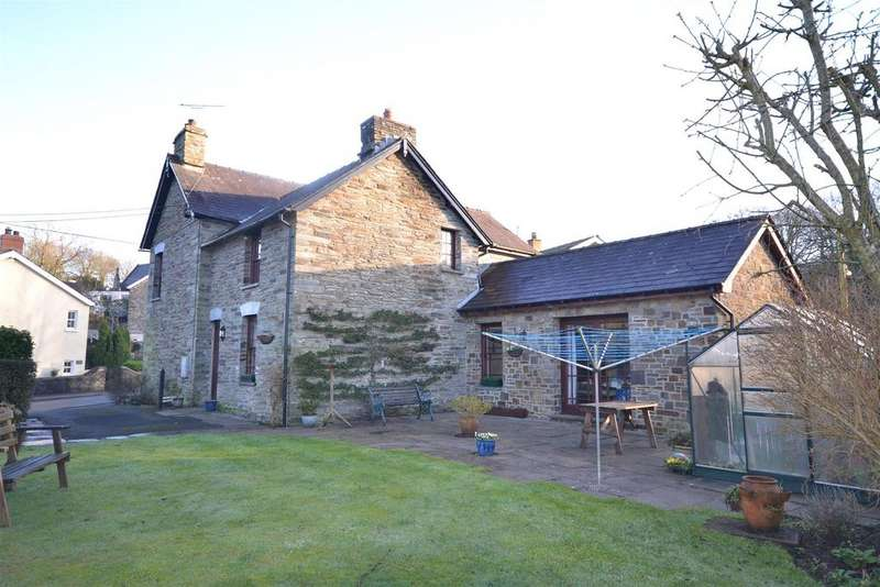 3 Bedrooms Detached House for sale in Cenarth
