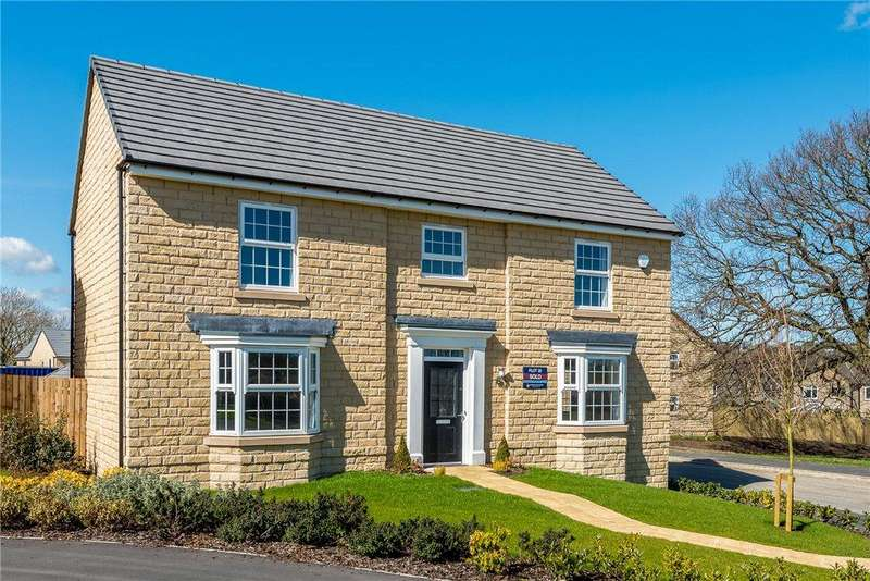 5 Bedrooms Detached House for sale in Grange Park, Hampsthwaite, Harrogate
