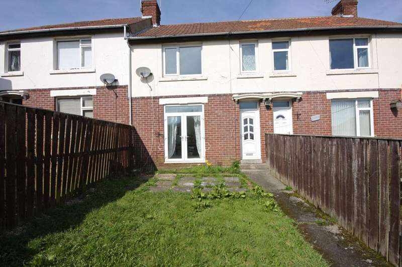 3 Bedrooms Terraced House for sale in The Crescent, Chester Moor, Chester-le-Street, DH2 3RT