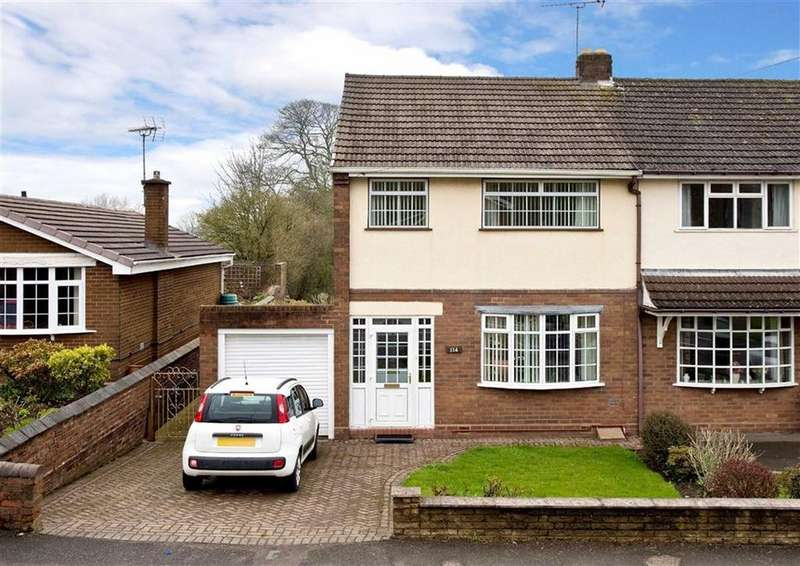 3 Bedrooms Semi Detached House for sale in 114, Gospel End Road, Sedgley, Dudley, West Midlands, DY3