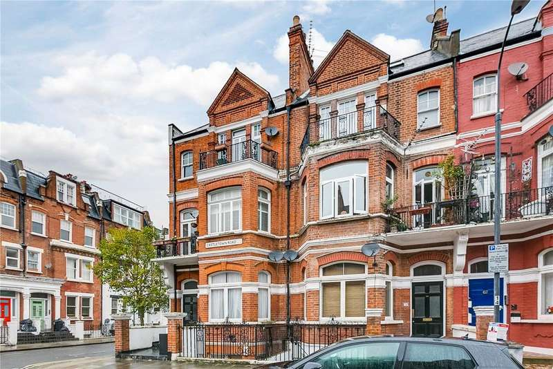 2 Bedrooms Flat for sale in Castletown Road, West Kensington