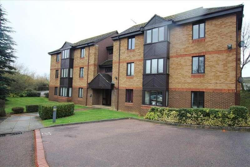 1 Bedroom Flat for sale in Burgoyne Court, Willow Road, Potton, SG19