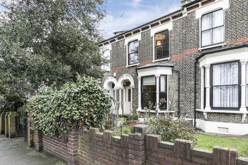 3 Bedrooms Terraced House for sale in Queen Elizabeth's Walk, London, N16