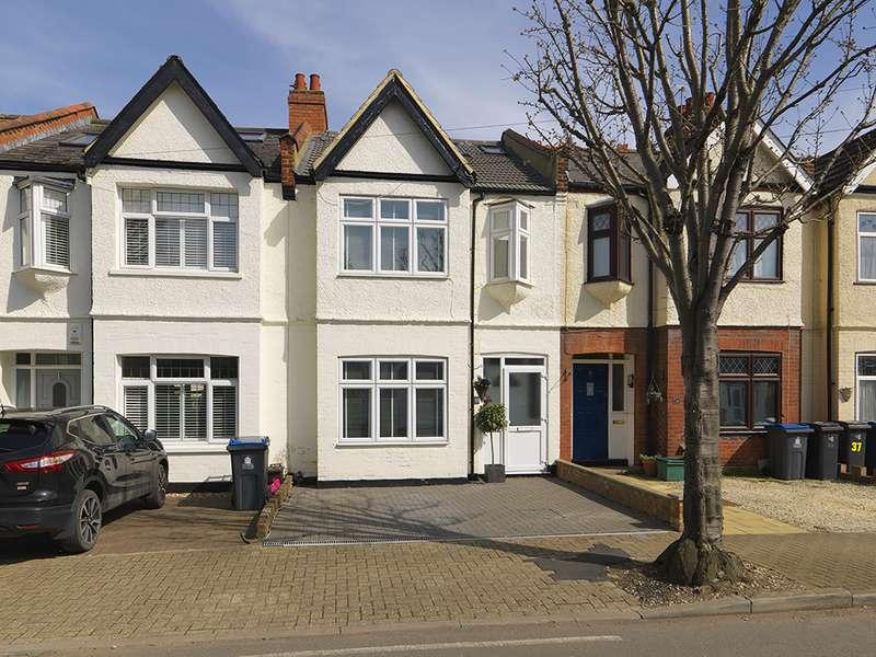 4 Bedrooms Property for sale in Beverley Road, New Malden, KT3