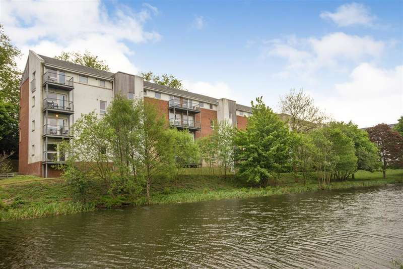 2 Bedrooms Flat for sale in The Maltings, Falkirk