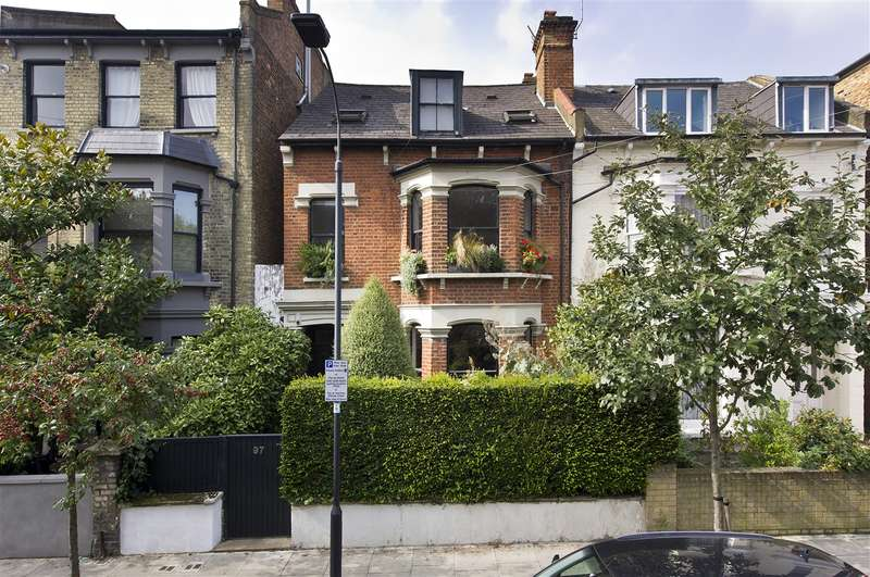 1 Bedroom Flat for sale in Devonport Road, Shepherd's Bush