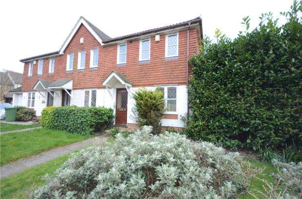 3 Bedrooms End Of Terrace House for sale in Hebbecastle Down, Warfield, Berkshire
