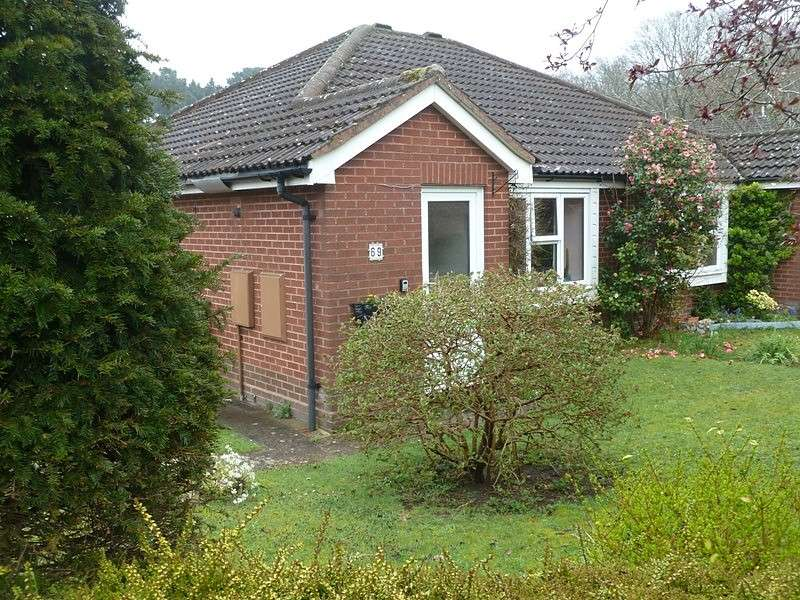 2 Bedrooms Bungalow for sale in Duddon Close, West End, SO18