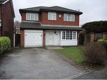 4 Bedrooms Detached House for sale in Blueberry Fields, Fazakerley, Liverpool