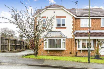3 Bedrooms Semi Detached House for sale in Rainbow Drive, Atherton, Manchester, Greater Manchester, M46